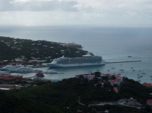 St Thomas Ship