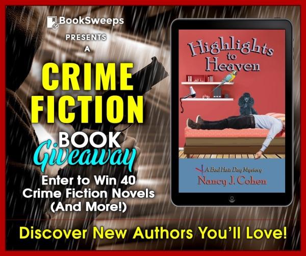 crime fiction notes