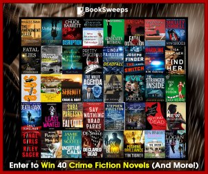 Crime Fiction Giveaway