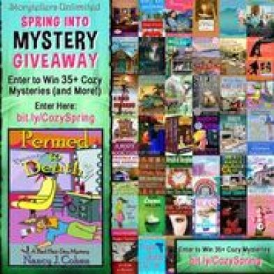 Giveaway Mystery Books