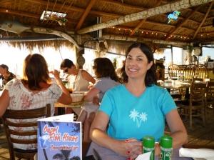 Nancy at Capri Fish House
