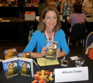 Allison Chase at Booksigning