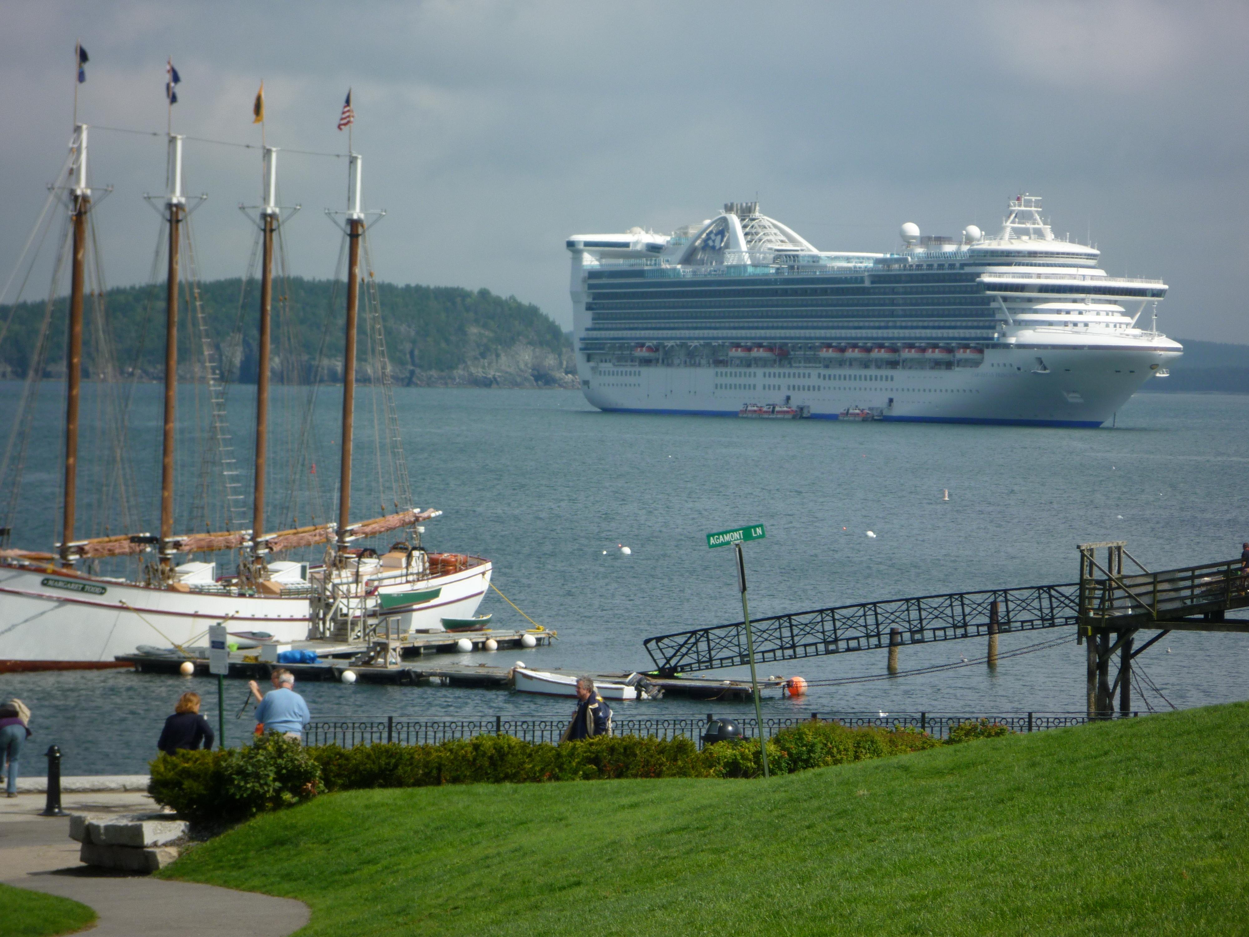Cruise Ships Bar Harbor | Fitbudha.com