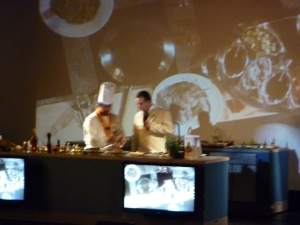 Culinary Demo