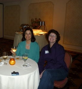 Nancy Cohen & Sandy Lender