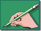 writer pencil