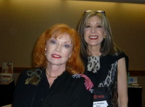 Ellen Byerrum and Hank Phillippi Ryan