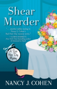 Shear Murder, A Bad Hair Day Mystery