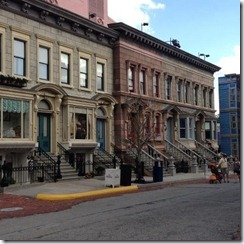 Backlot Street