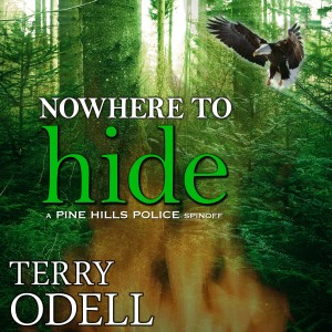 Nowhere to Hide, an audiobook romantic suspense by Terry Odell