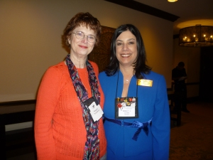 Nancy J. Cohen and Maggie Toussaint