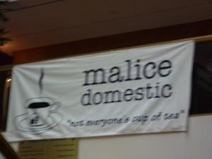 Malice Banner