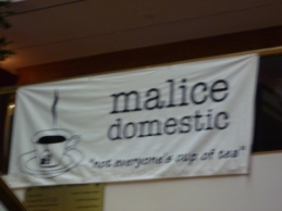 Malice Banner