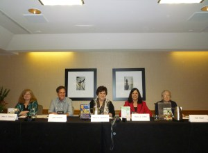 Panel on Social Issues at Malice Domestic