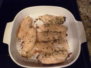 Chicken Tenderloins
