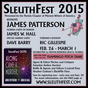 SleuthFest 2015