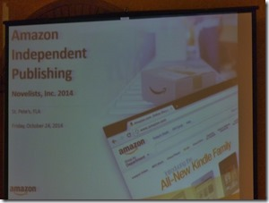Amazon Independent Publishing at Ninc