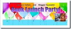 Launch Party Header