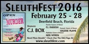 SleuthFest2016
