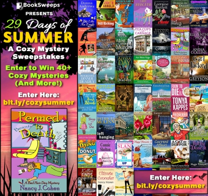 Cozy Mystery Contest