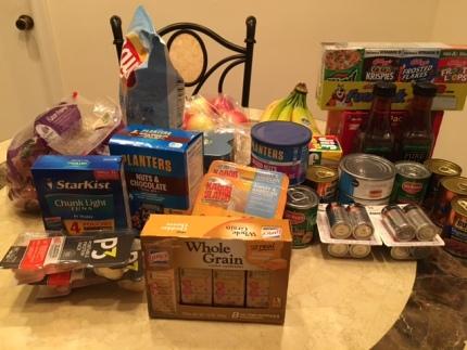 Hurricane rations