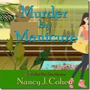 MURDER BY MANICURE (2400)
