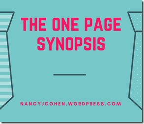 Synopsis OnePage