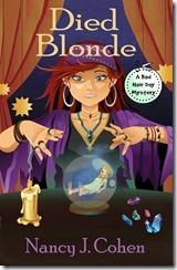 DIED BLONDE eBook