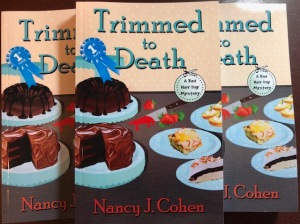Trimmed to Death ARCs