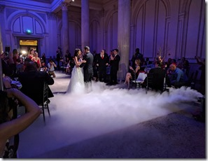 Dance Fog